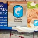 Delfinbarát étel