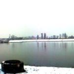 Napi panoráma: Téli Duna part