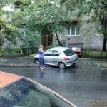 Így ne parkolj Peugeot -al!