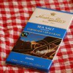 Sós mandulás csokoládé