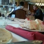 Ebéd a Gellért szállodában