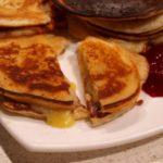 Az az ominózus pancake!