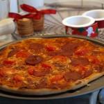 Ünnepi pizza