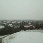 Juhúú!!! Esik a hó!