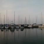 Izola-i yacht kikötő